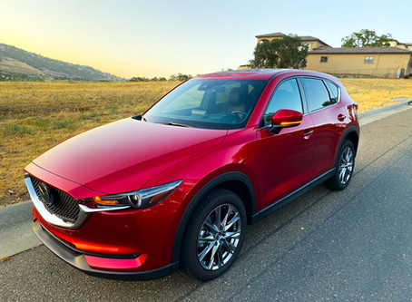 Sophisticated Zoom-Zoom: The 2020 Mazda CX-5 Signature AWD
