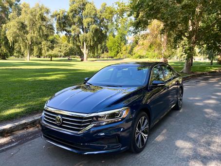Virtuous: The 2020 Volkswagen Passat 2.0T SEL