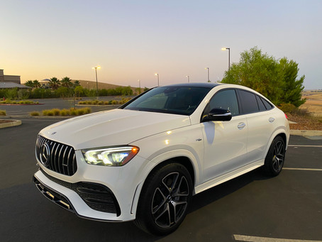 Synthesis: The 2021 Mercedes-Benz AMG GLE 53 Coupe