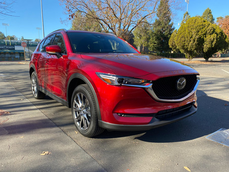 Hello, Old Friend: The 2021 Mazda CX-5 Signature AWD