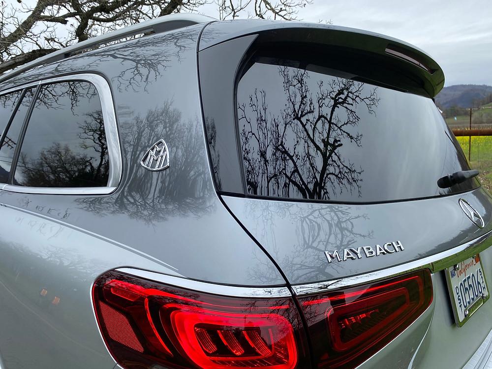 2021 Mercedes-Maybach GLS 600 4MATIC badging