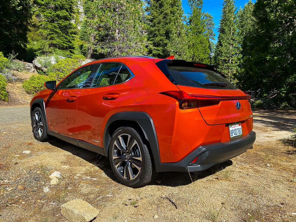2020 Lexus UX 250h Hybrid