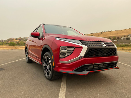 Awaiting The Trickle-Down: The 2022 Mitsubishi Eclipse Cross 1.5T S-AWC
