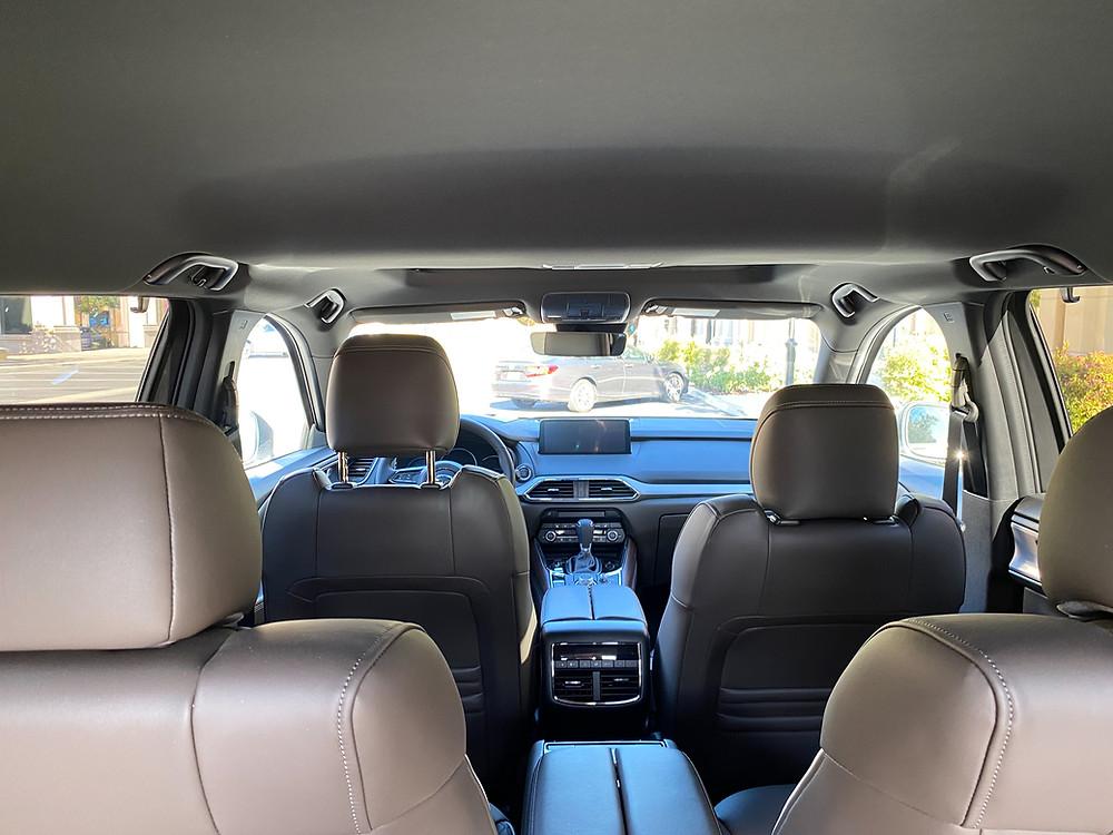2021 Mazda CX-9 Signature AWD interior