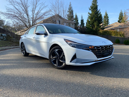 A New Sentimental Favorite: The 2021 Hyundai Elantra Limited