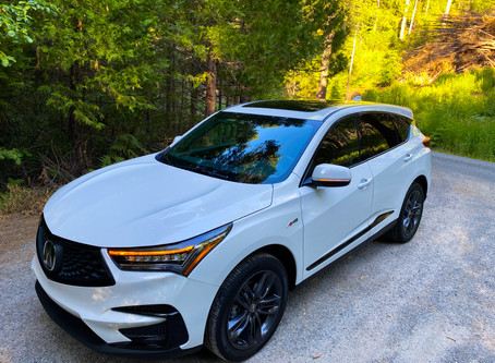 Snow White Goes to the Woods: The 2020 Acura RDX SH-AWD A-Spec