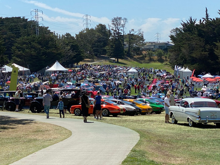 Every One's A Winner: The 2021 Hillsborough Concours