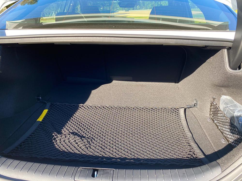 2020 Genesis G70 3.3T Sport trunk