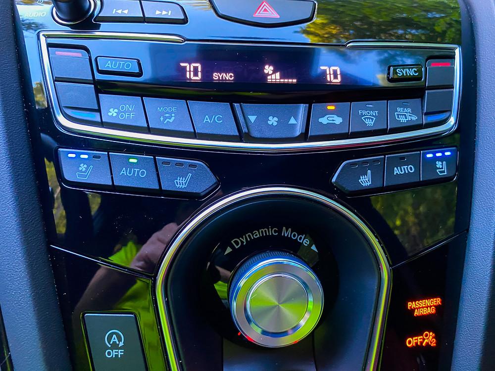 2020 Acura RDX SH-AWD HVAC