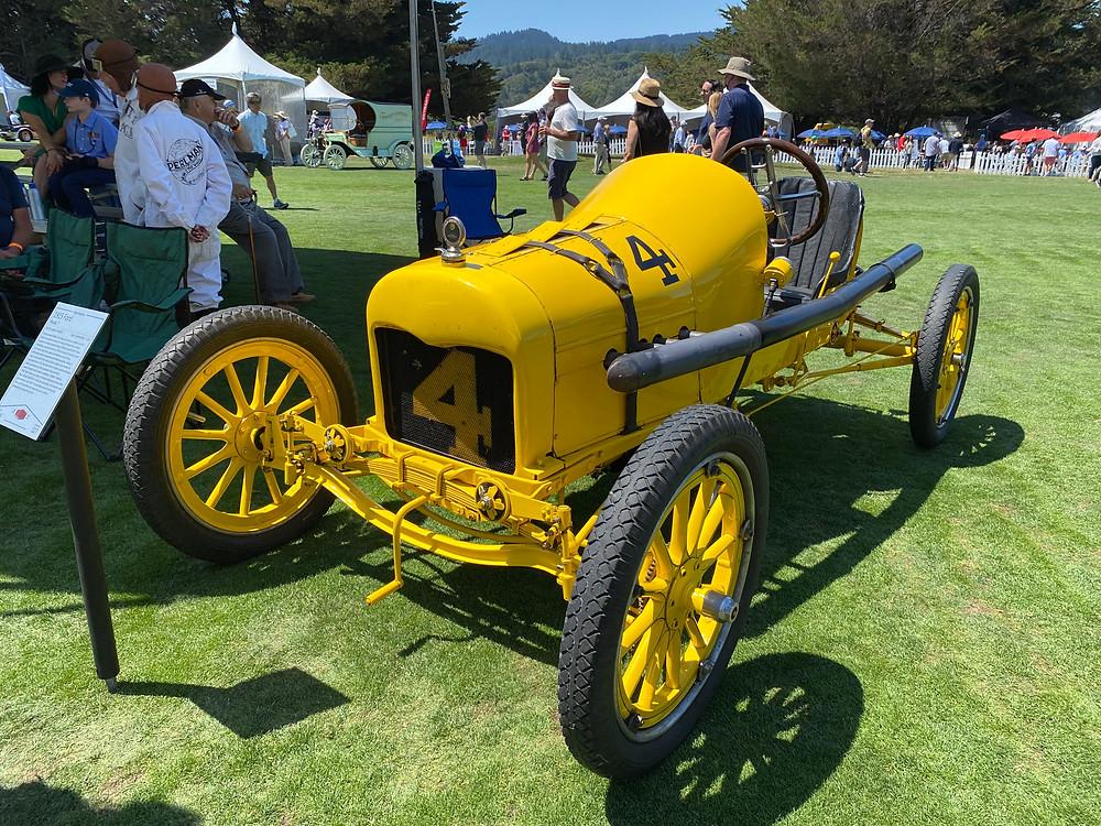 1915 Ford racing car