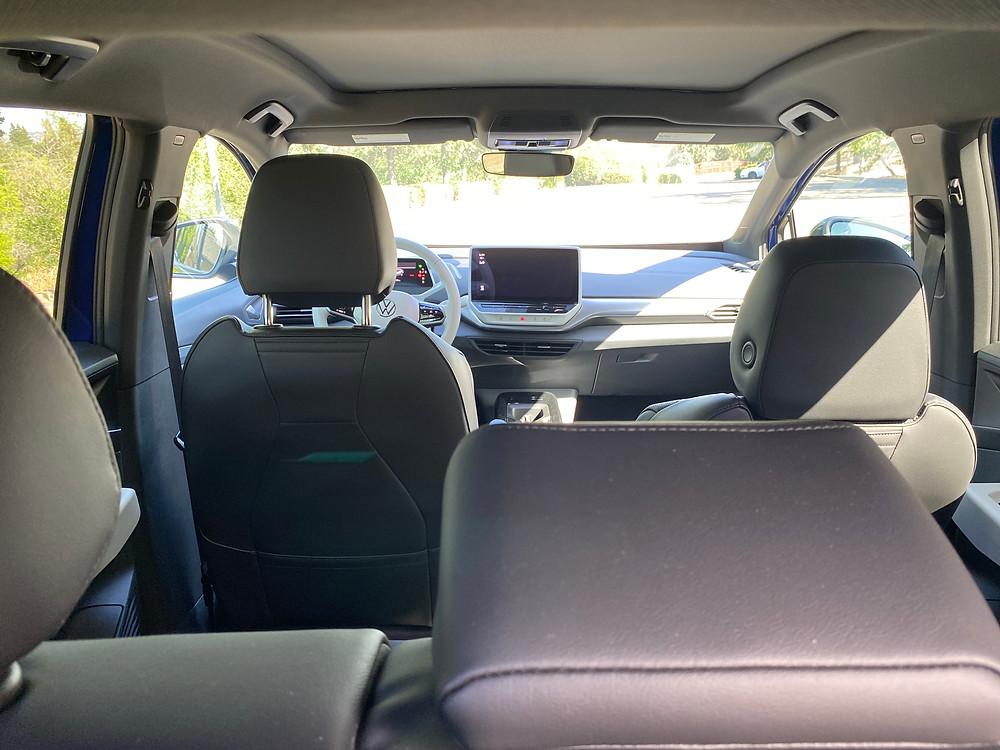 2021 Volkswagen ID.4 1st Edition interior