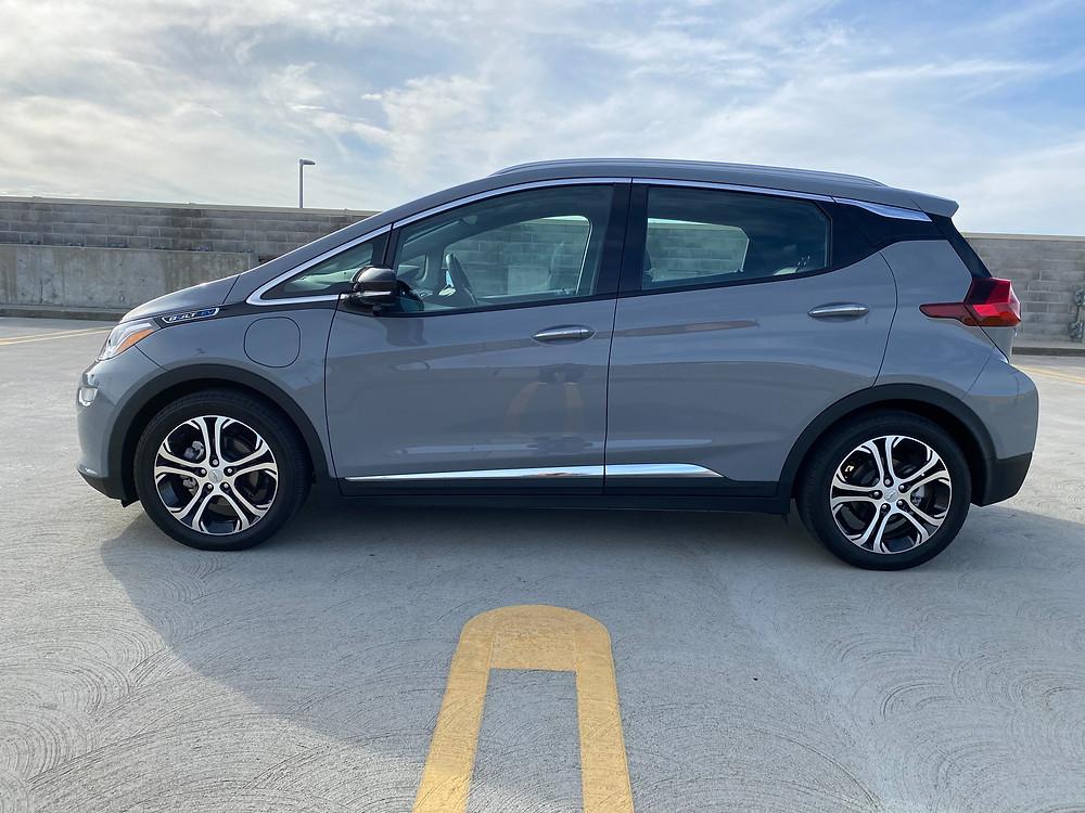 2020 Chevrolet Bolt EV Premium side view