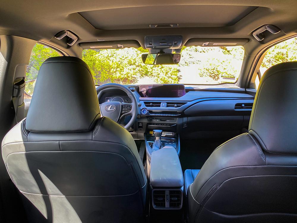 2020 Lexus UX 250h interior