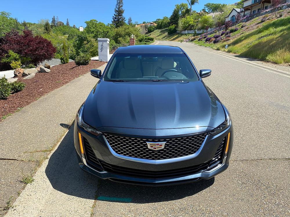2021 Cadillac CT5 Premium Luxury front view