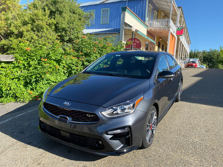 A 2002 For 2020: The 2020 Kia Forte GT