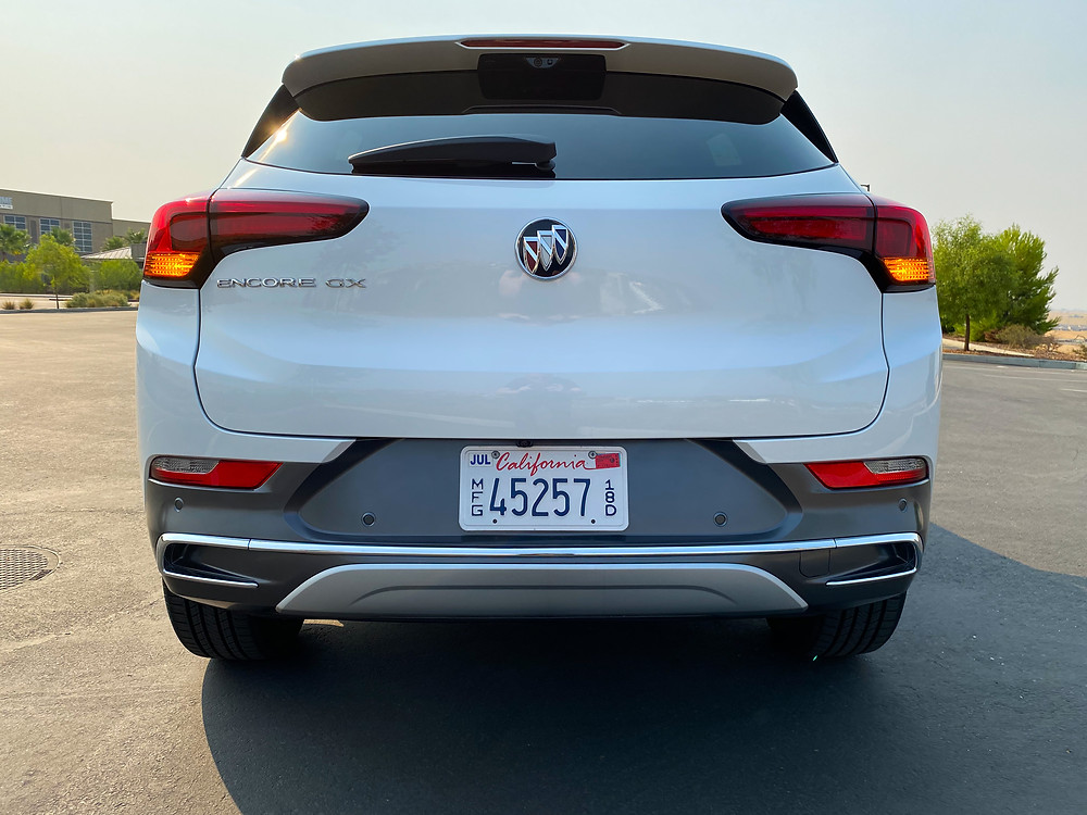 2020 Buick Encore GX Essence rear view