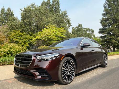 Incentive: The 2021 Mercedes-Benz S580 4MATIC
