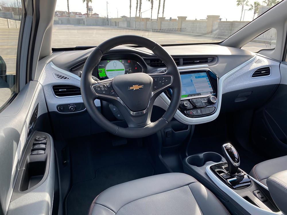 2020 Chevrolet Bolt EV Premier instrument panel