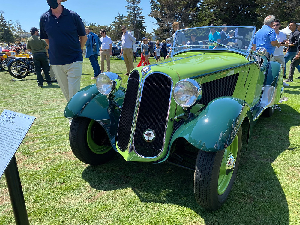 1935 BMW 315/1 Sport Roadster