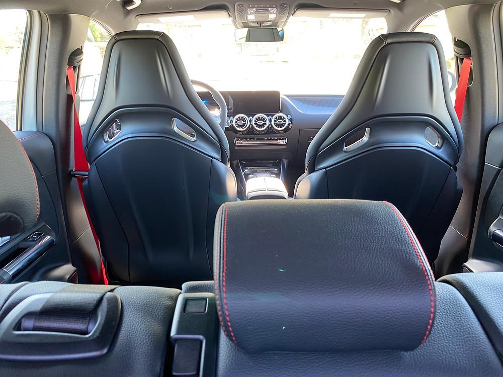 2021 Mercedes-AMG GLA45 4MATIC+ interior