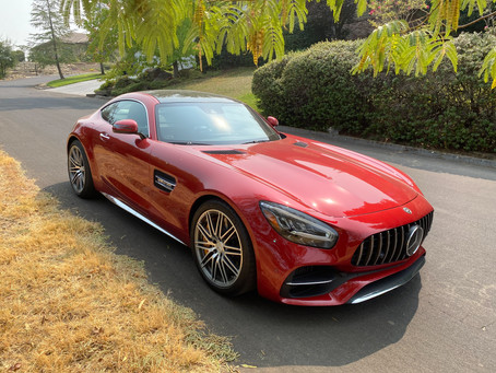 In A Class Of One: The 2020 Mercedes-AMG GT C