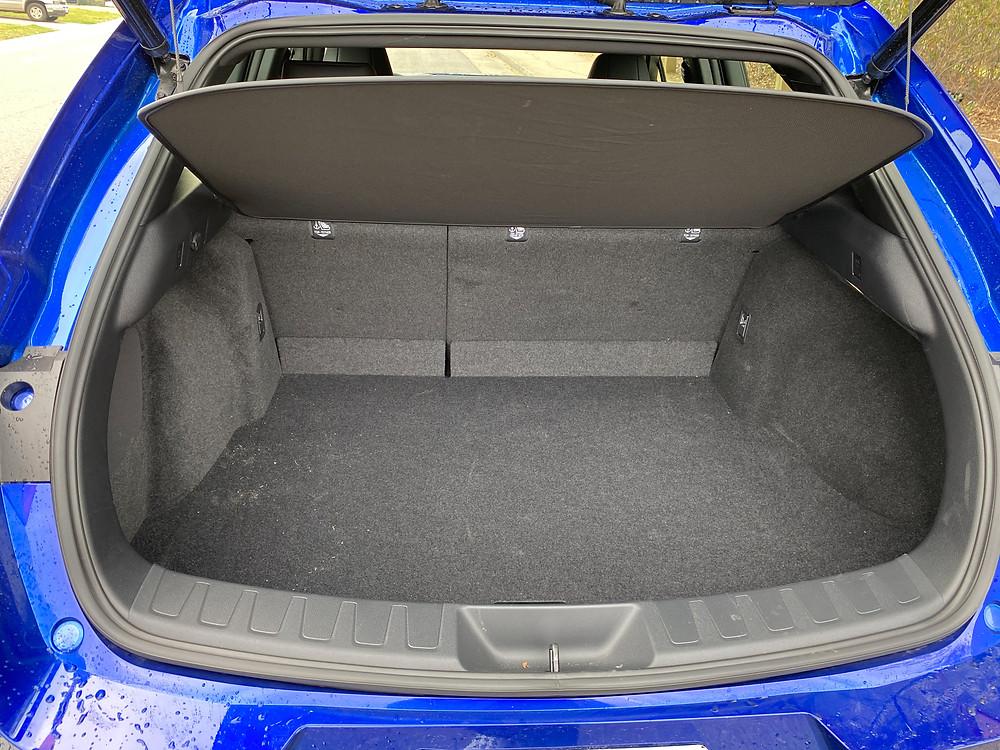 2021 Lexus UX 200 F SPORT cargo area