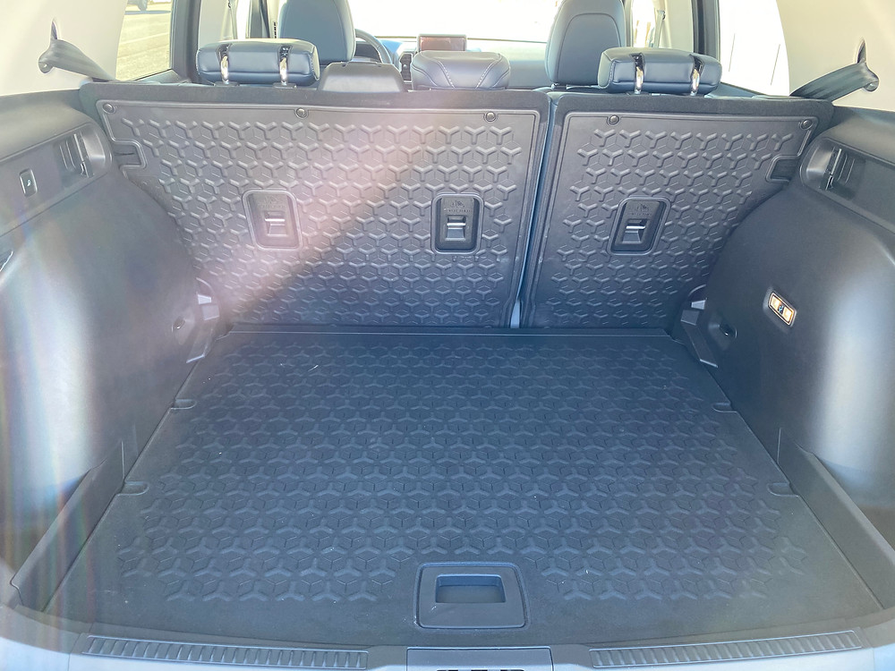 2021 Ford Bronco Sport Outer Banks 4X4 cargo area