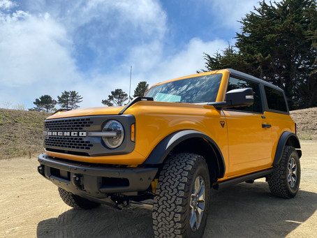 30 Minutes With: The 2021 Ford Bronco Badlands