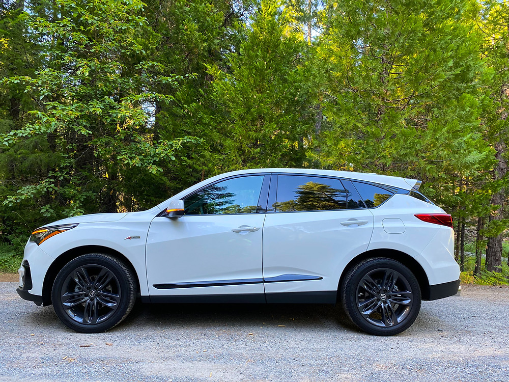 2020 Acura RDX SH-AWD A-spec side view