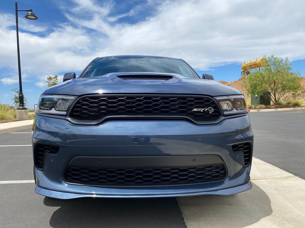 2021 Dodge Durango SRT Hellcat AWD front view
