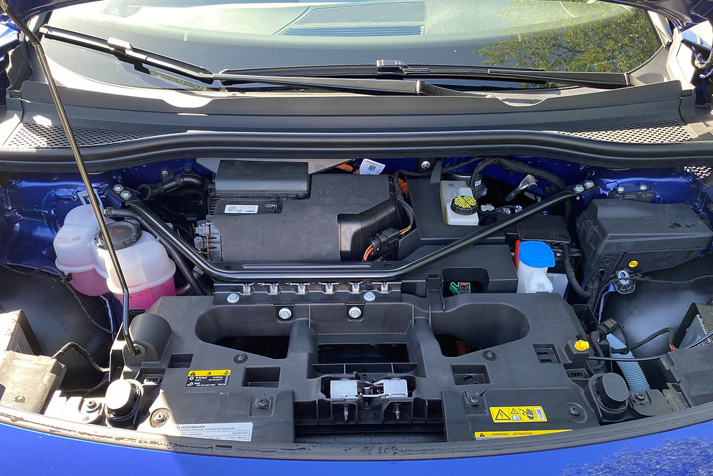 2021 Volkswagen ID.4 1st Edition electric motor
