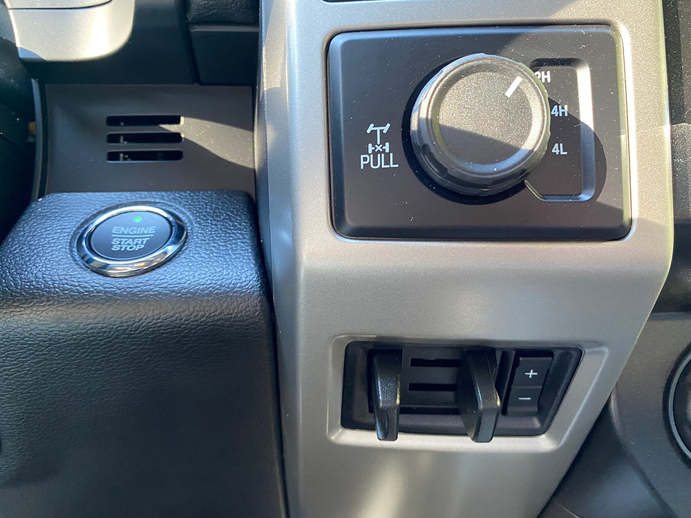 2021 Ford F-250 Tremor stop-start, 4wd and trailering