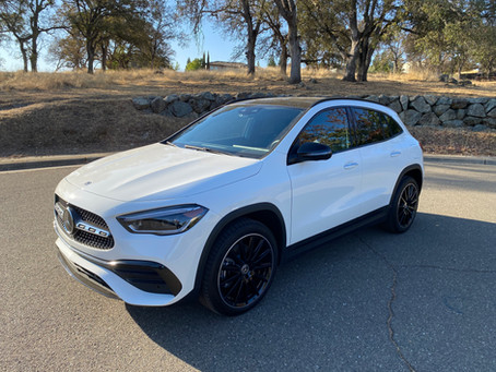 Most Improved Player: The 2021 Mercedes-Benz GLA 250