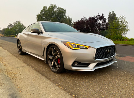 Q Ship: The 2020 Infiniti Q60 Red Sport 400 AWD