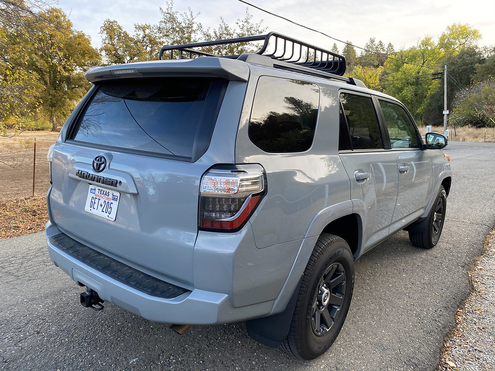 2021 Toyota 4Runner 4X4 Trail