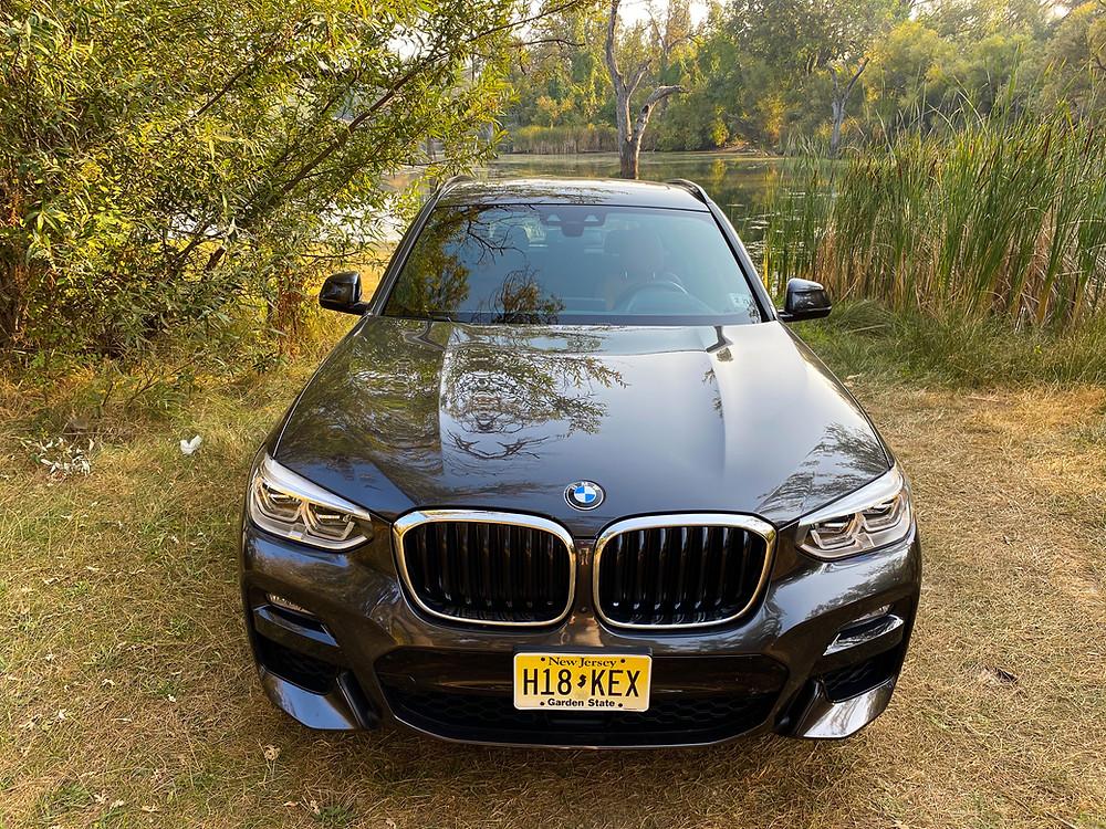 2020 BMW X3 xDrive30e front view