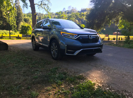 Why Wouldn't You?: The 2020 Honda CR-V Hybrid Touring
