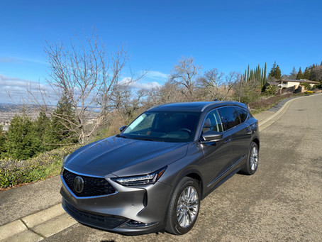 Acura Gets Its Groove Back: The 2022 Acura MDX SH-AWD Advance