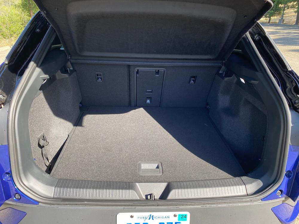 2021 Volkswagen ID.4 1st Edition cargo area