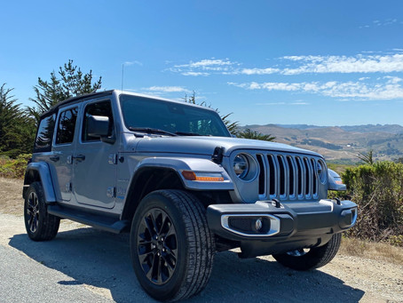 30 Minutes With: The 2021 Jeep Wrangler Unlimited Sahara 4XE