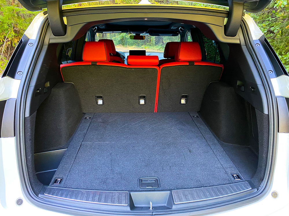 2020 Acura RDX SH-AWD A-Spec cargo area
