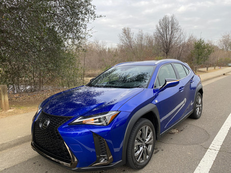 The Case For Choice: The 2021 Lexus UX 200 F SPORT