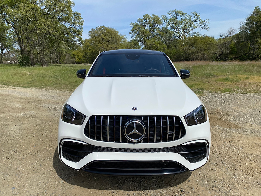 2021 Mercedes-AMG GLE 63 S Coupe front view