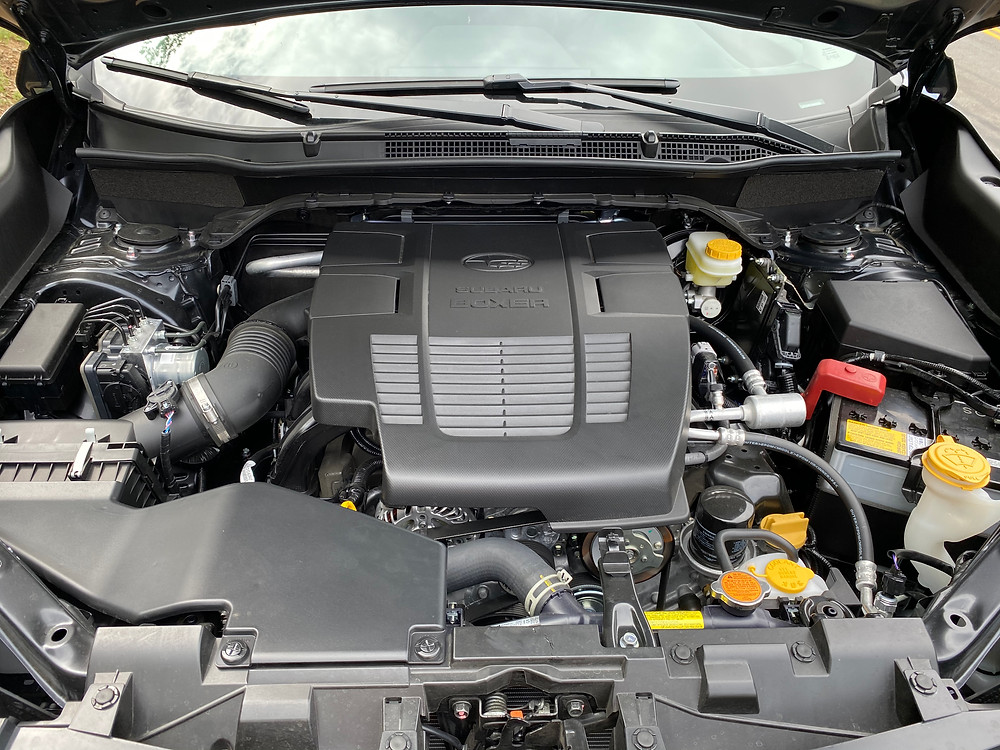 2021 Subaru Forester Sport engine