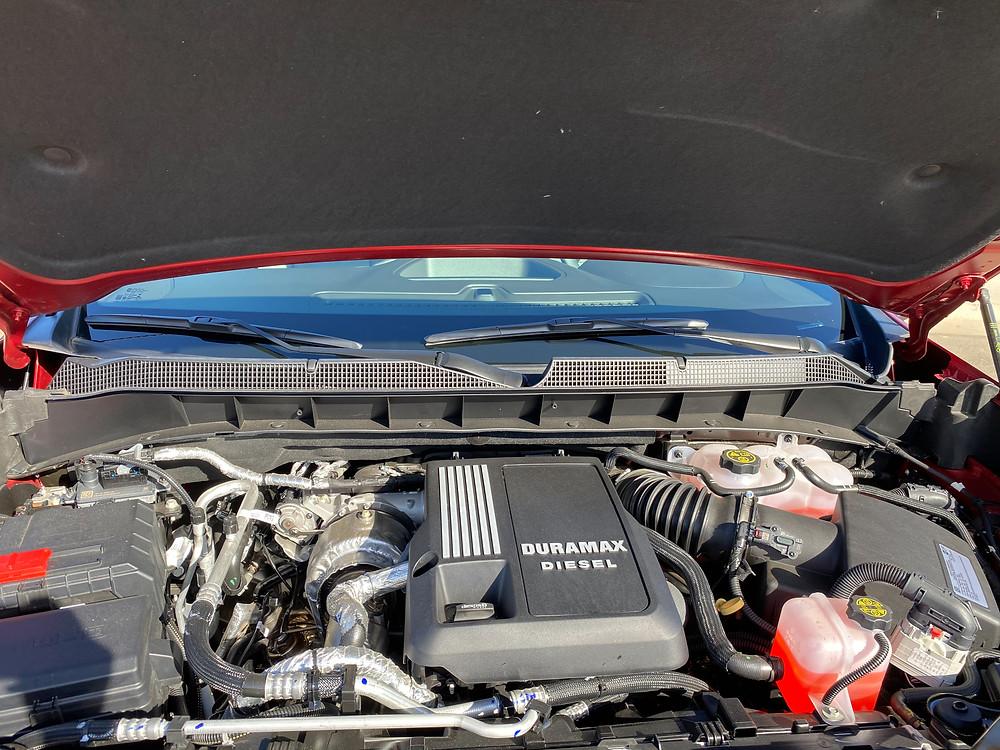 2021 Chevrolet Silverado Crew RST 4WD