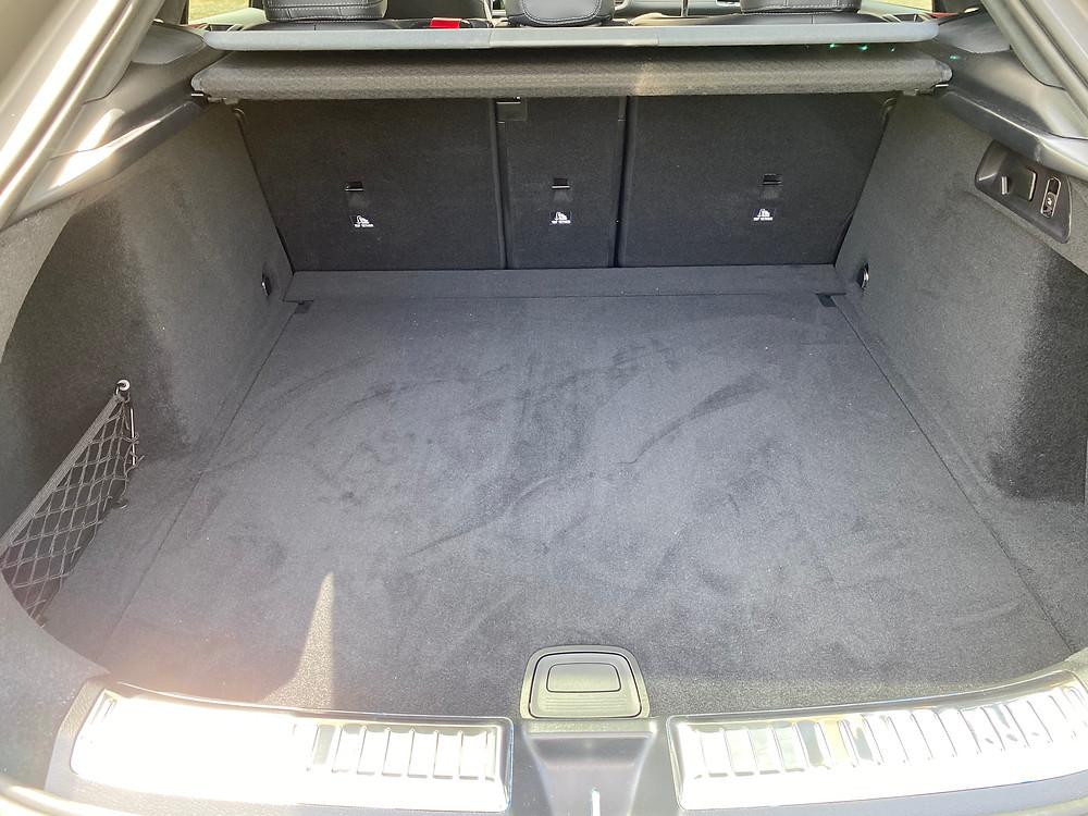 2021 Mercedes-AMG GLE 63 S cargo area