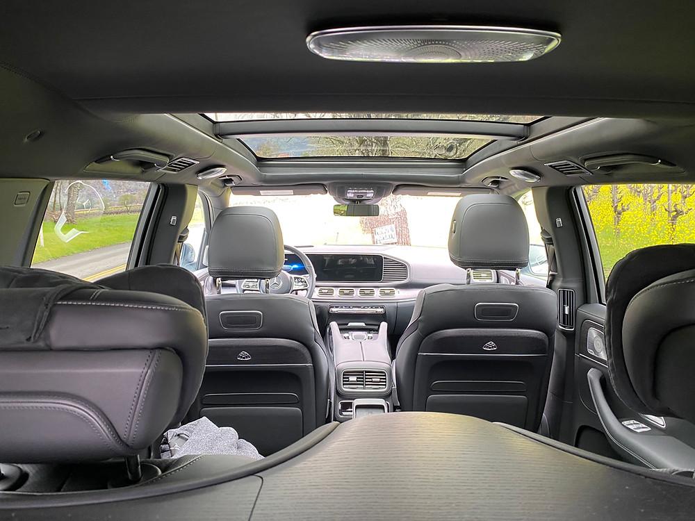 2021 Mercedes-Maybach GLS 600 4MATIC interior
