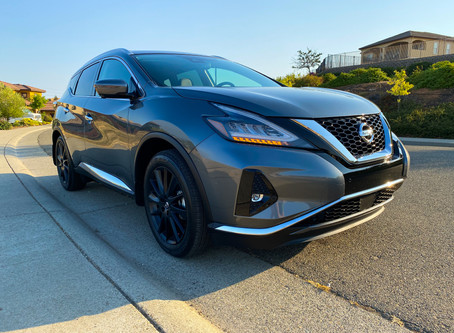 It's What's Inside That Counts: The 2020 Nissan Murano Platinum FWD