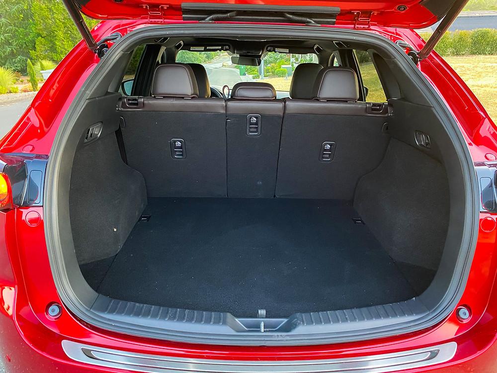 2020 Mazda CX-5 Signature AWD cargo area