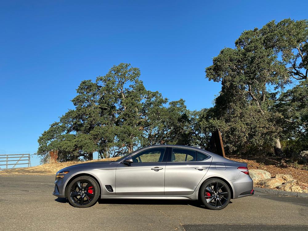 2022 Genesis G70 RWD 3.3T Sport Prestige